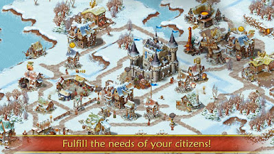 Download Townsmen Premium Mod Apk Infinite Crows 1.10.3 Terbaru
