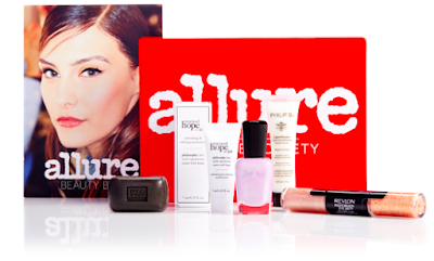 lovefrances.com Allure Beauty Box review