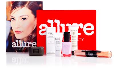 lovefrances.com Allure Beauty Box review