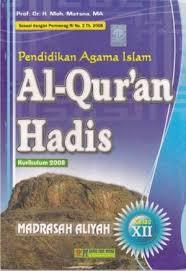 Pengertian Mata Pelajaran Al-Qur'an Hadits