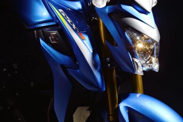 Suzuki GSX-S1000 2015 Di Lancarkan