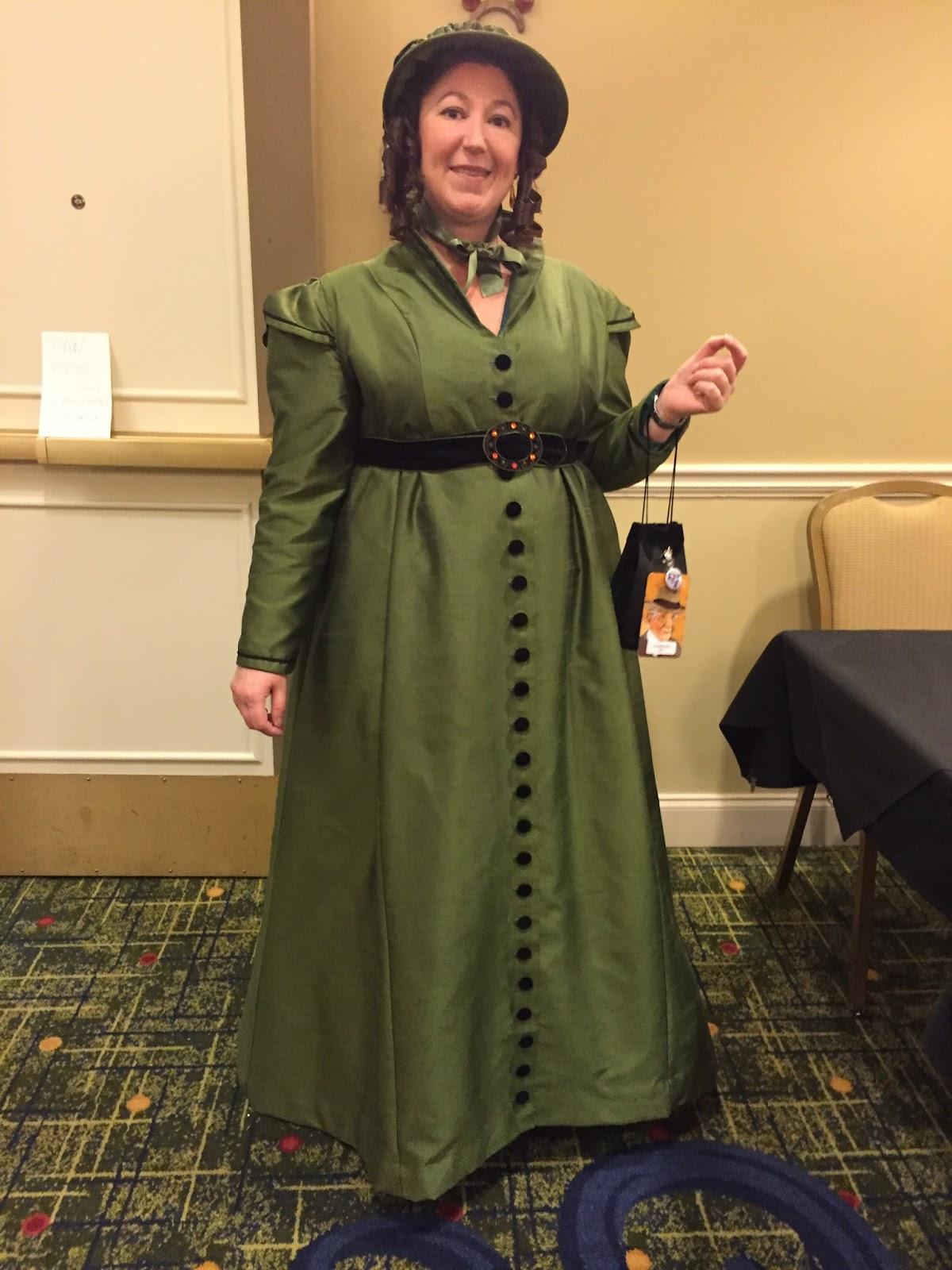 Mystery Playground: 221B Con in Atlanta, Part Three: The Costumes