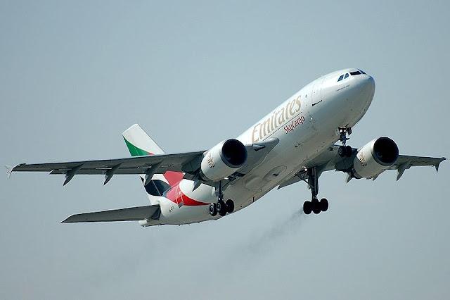 Gambar Pesawat Airbus A310 01