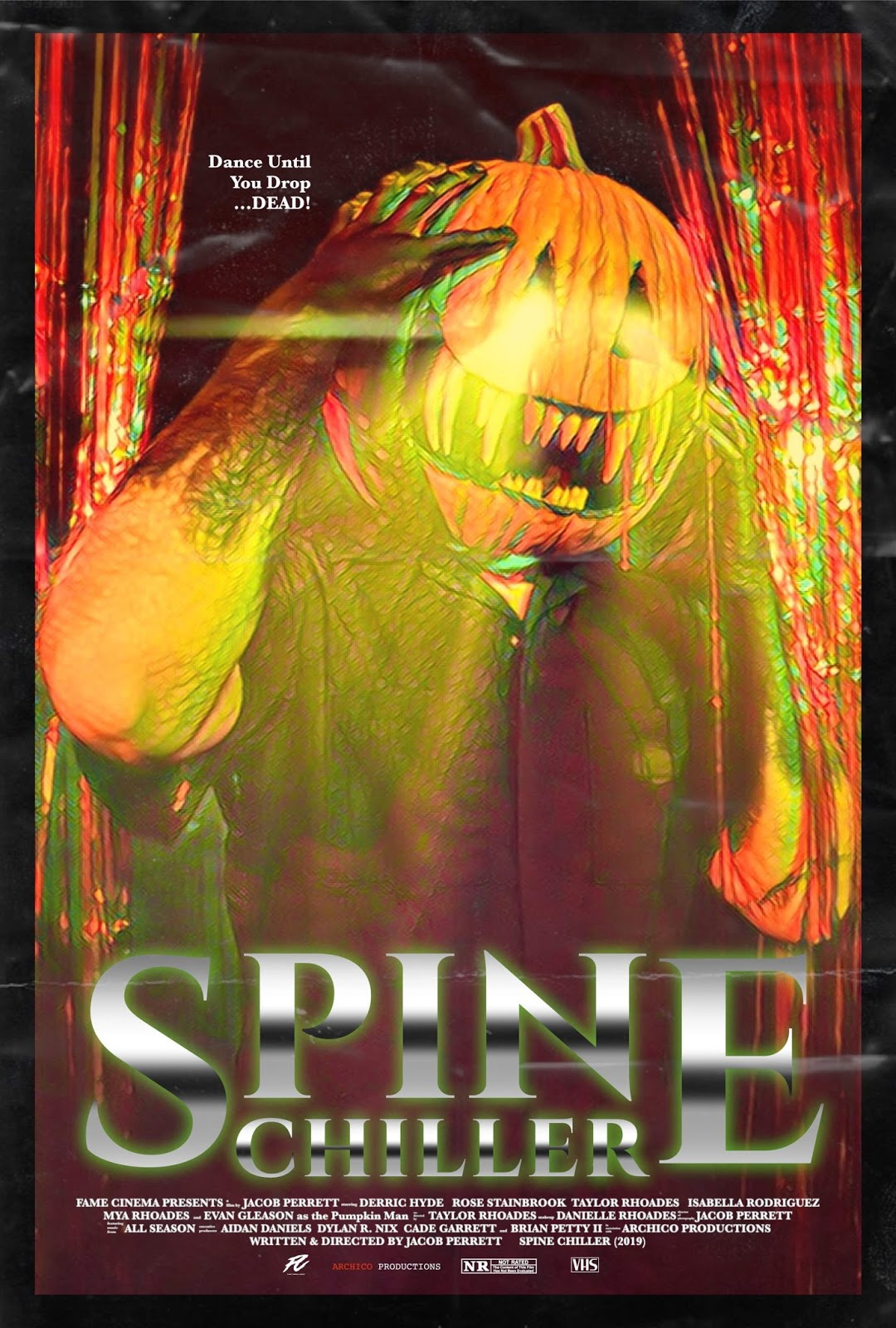 Halloween 2020 Soundtr The Horrors of Halloween: SPINE CHILLER (2019) Trailers, Posters