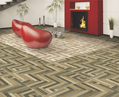 parqut floor decoration ideas