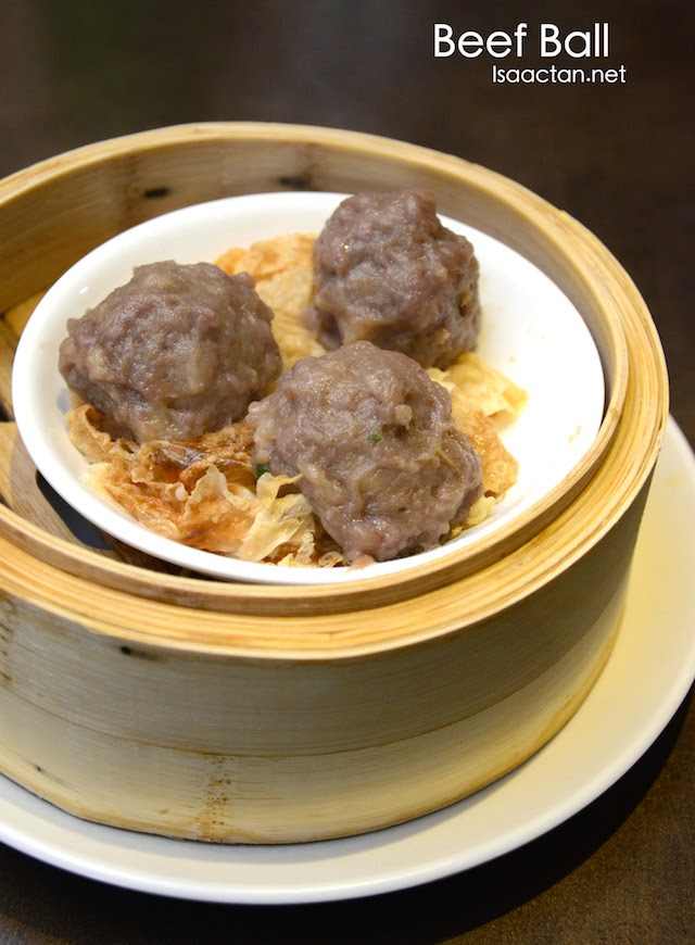 Beef Ball with Beancurd Skin - RM7.80