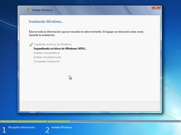 Windows 7 SPI TEU Español (Mayo 2019)