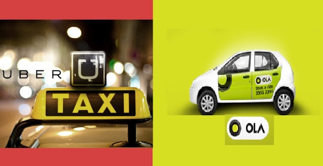 Got disgusted with uber and ola cabs?  Now cab drivers plans to launch their own app : All Tech Pedia