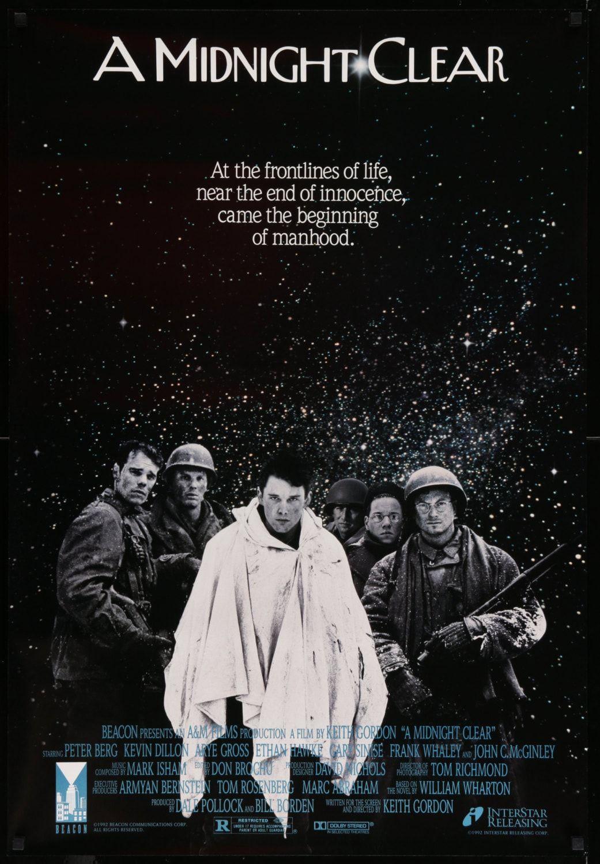 A Midnight Clear (1992) ταινιες online seires xrysoi greek subs