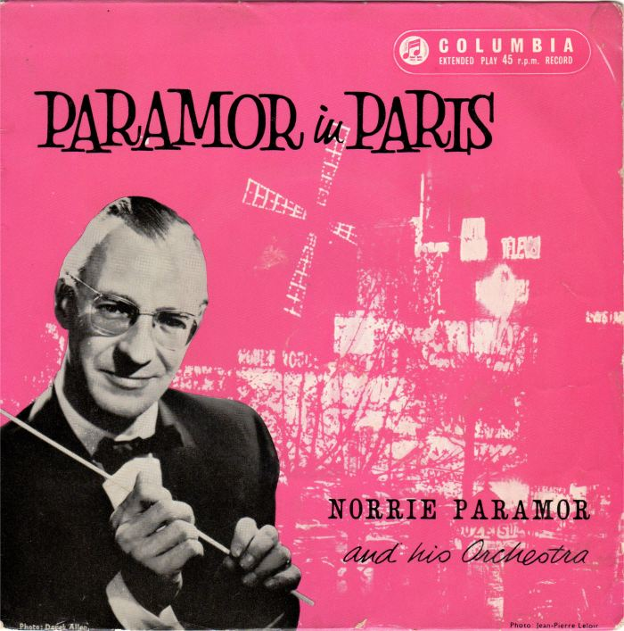 Norrie Paramor His Orchestra Randall And Hopkirk Deceased