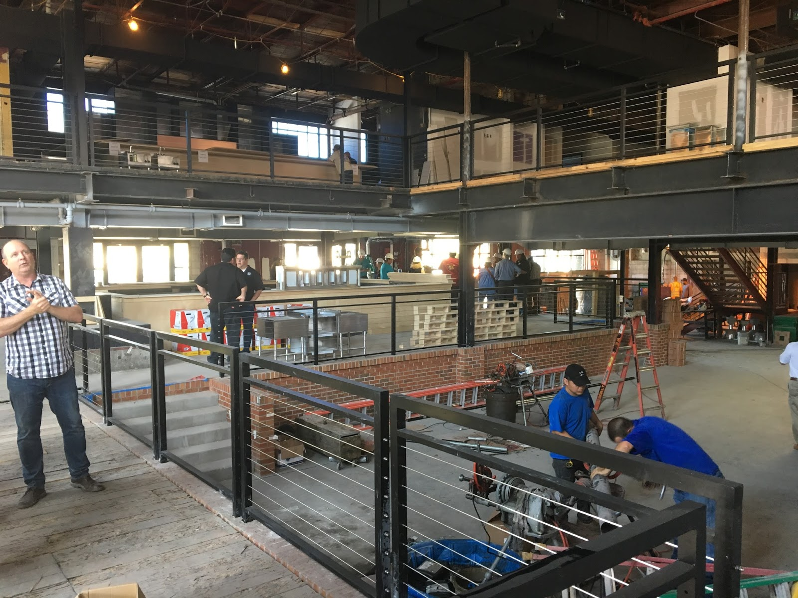 ComeSeeOrlando com: In High Gear: Construction of Ace Cafe