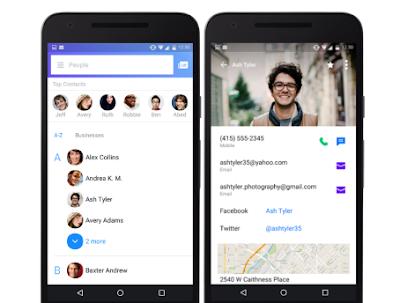 Las nuevas funciones de correo Yahoo en Android