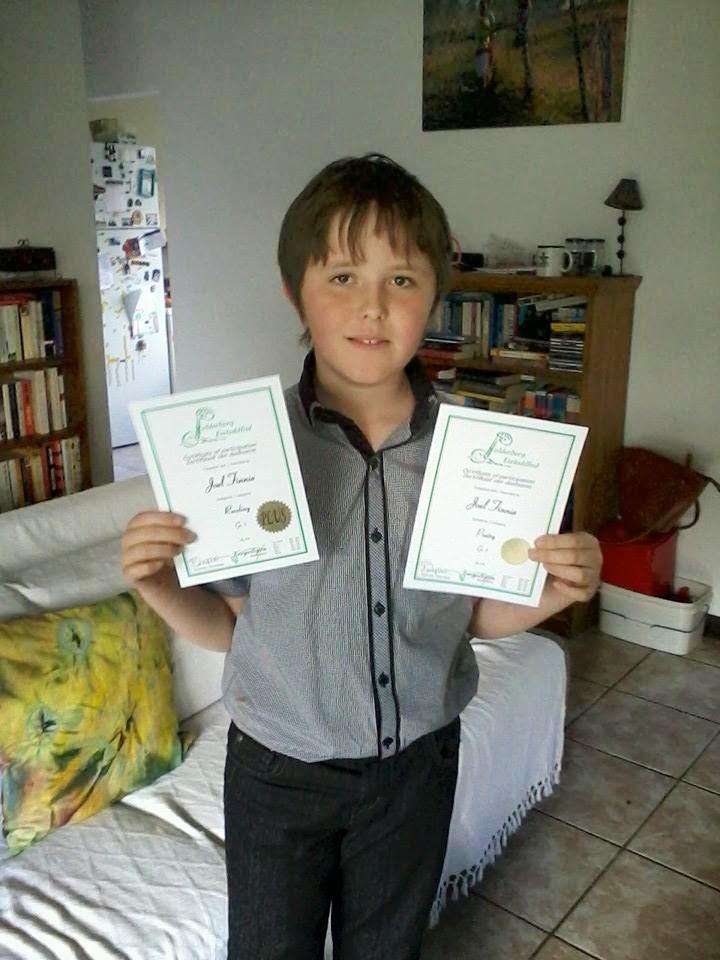 Eisteddfod  Gold Medal Art And Craft
