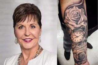 Evangelist Joyce Meyer defends tattoos, says she might get one
