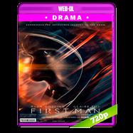 El primer hombre en la Luna (2018) WEB-DL 720p Audio Dual Latino-Ingles