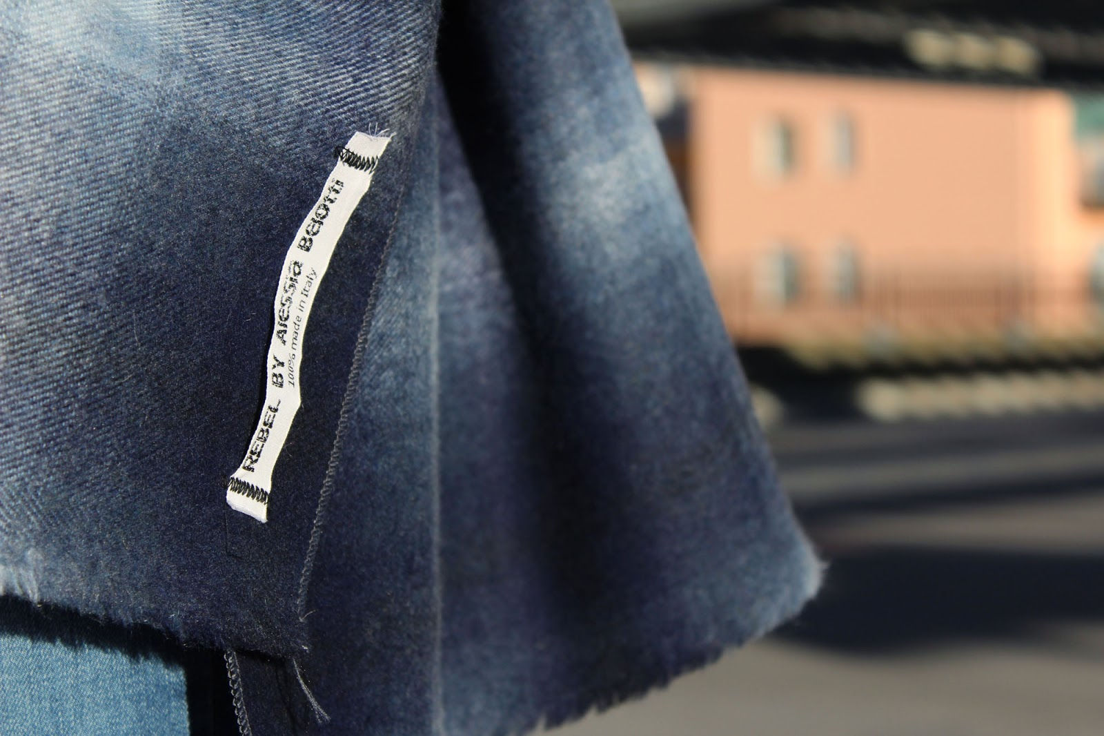 Eniwhere Fashion - Rebel by AB - Mantella