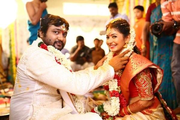 Bobby Simha Weds Reshmi Menon in Tirupathi