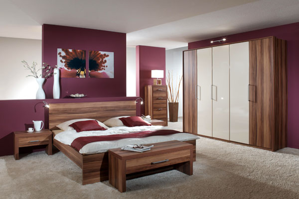 les chambres moderne. Black Bedroom Furniture Sets. Home Design Ideas