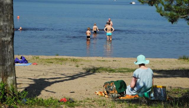 В Финляндии установлен абсолютный рекорд жары