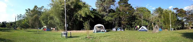 foto no Camping Canarinho
