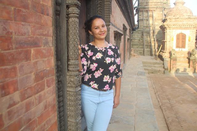 Shrijana Thapa Periyar, Nepal1