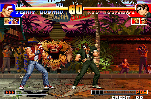 THE KING OF FIGHTERS '97 APK 1.3 + Datos SD