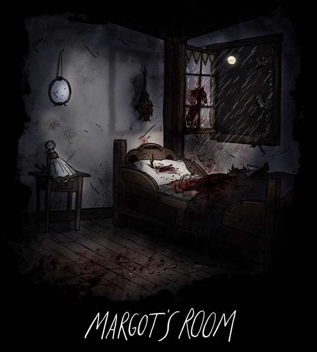 Margot's Room by Emily Caroll