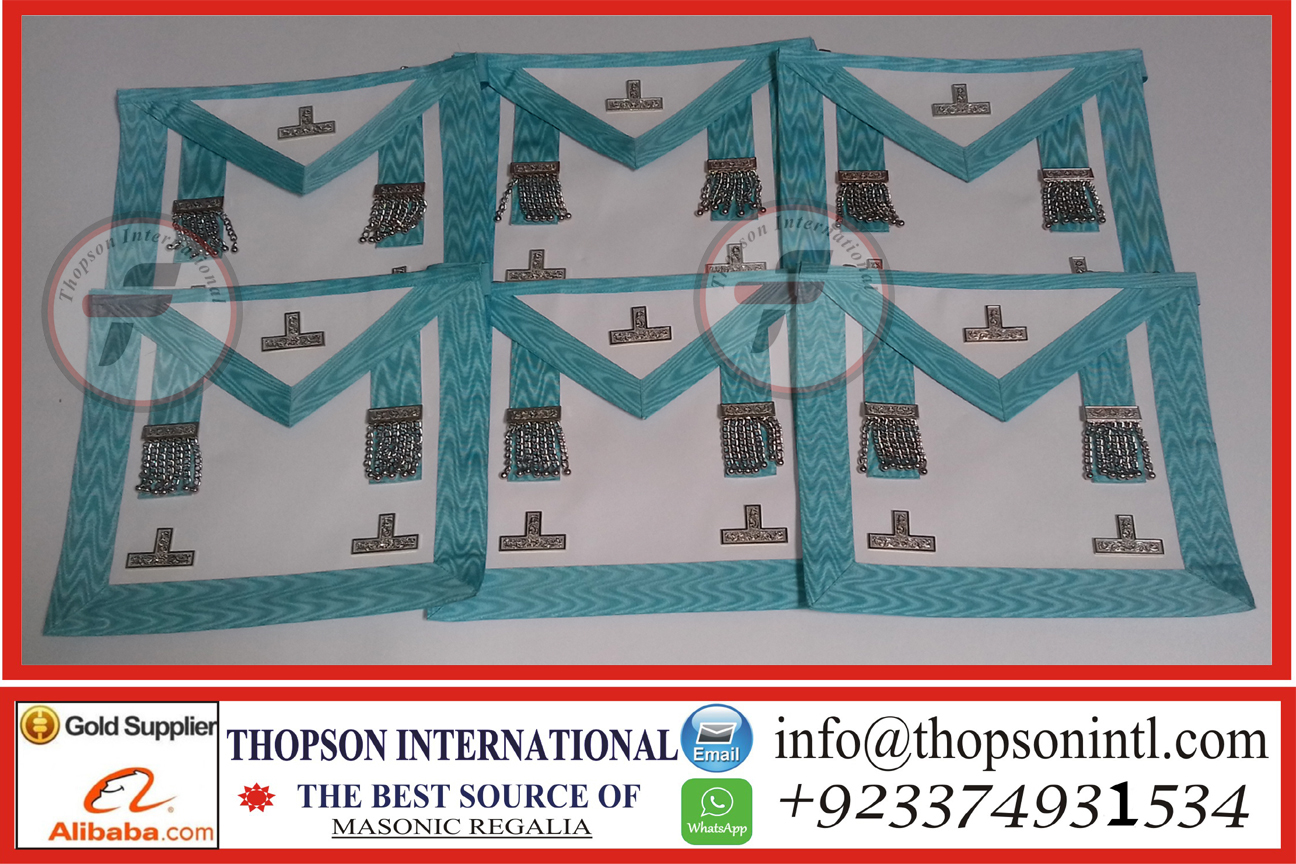 Thopson International Masonic Regalia Craft Worship Master