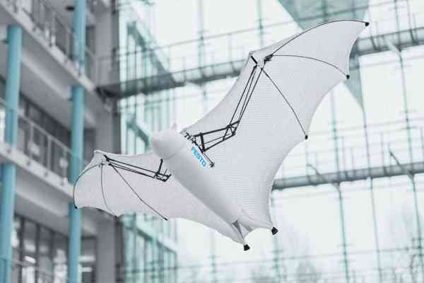 Bionic Flying Fox