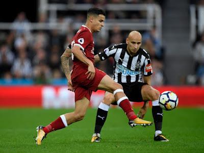 Highlight Newcastle 1-1 Liverpool, 1 Oktober 2017