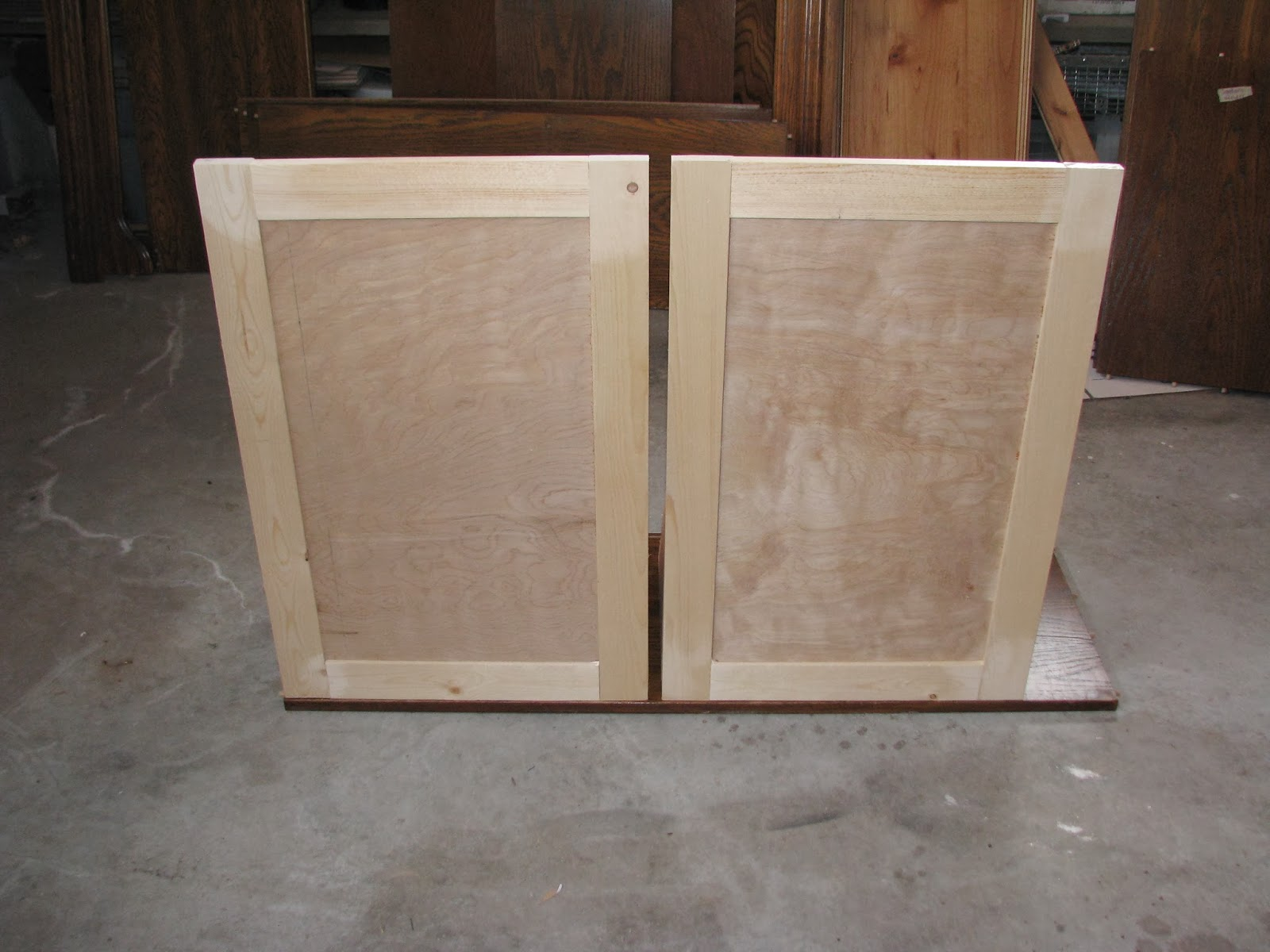 How To Make Kitchen Cabinet Doors Ninja Mega System Costco My So Called Diy Blog Making Using A Kreg Jig