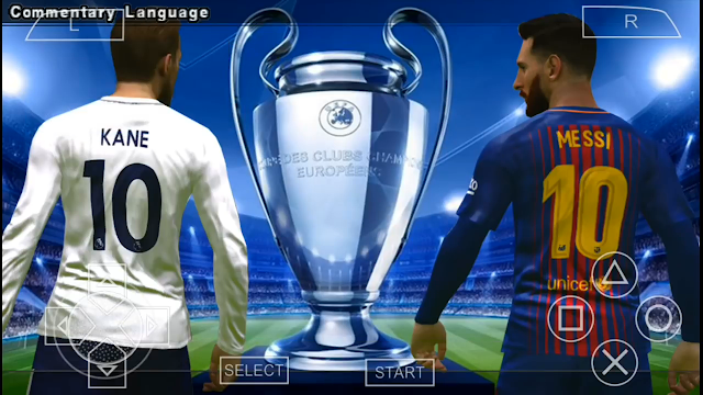 Best Graphics PES 2018 mod Champions League Android- Offline 600 MB