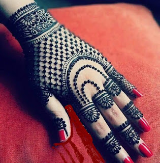 Mehndi Designs latest images