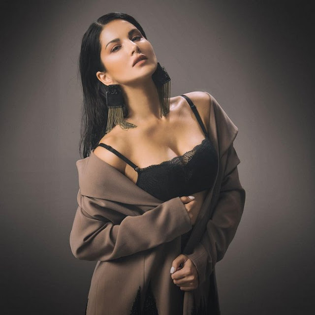 Sunny Leone Latest hot HD Photoshoot