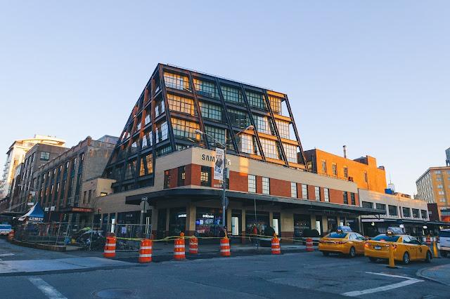 ワシントン・ストリート(Washington Street)