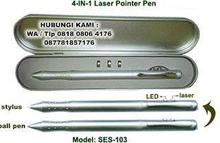 pulpen multifungsi stylus 4 in 1 ( laser, senter, stylus, pulpen ), PENA MULTIFUNGSI 4 IN 1, pulpen 4 in 1, pulpen 4 fungsi, pulpen laser pointer, Pen Laser 4 in 1 Promosi