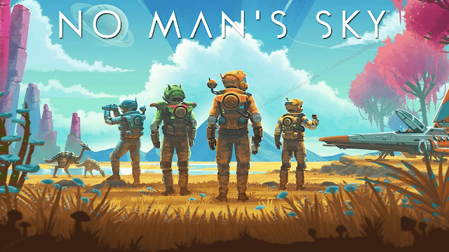 Link Download Game No Man's Sky (No Man's Sky Free Download)