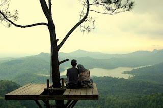 obyek wisata alam kalibiru yogyakarta