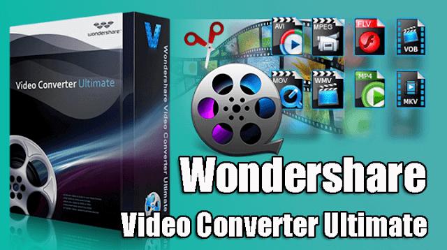 تحميل برنامج Wondershare Video Converter Ultimate اخر اصدار مع التفعيل