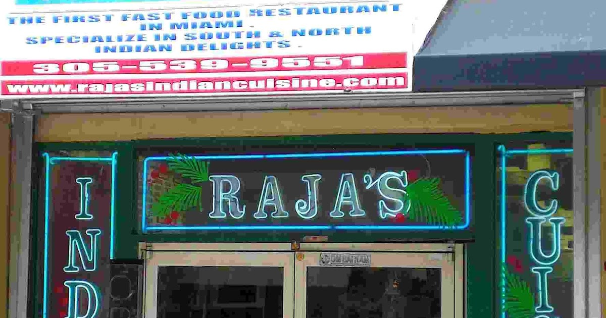 Raja Indian Food Davis