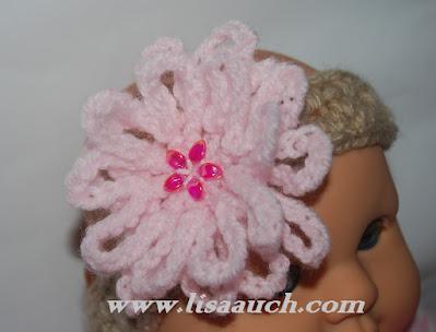 free crochet patterns-crochet headband