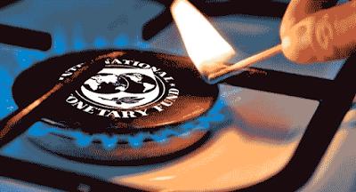 Кабмін спробує домовитися з МВФ про тарифи на газ для населення