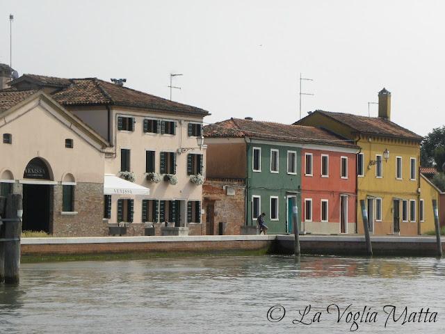 """Ristorante """"Venissa"""" isola di Mazzorbo"""