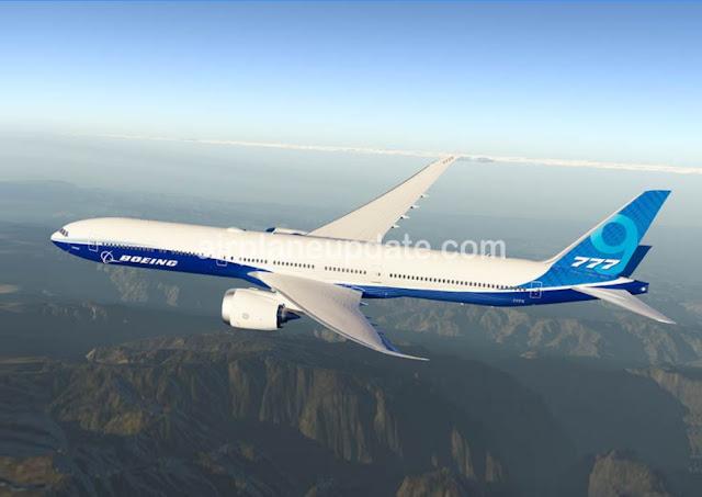 Boeing 777-9X photo