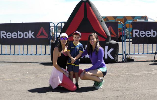 Reebok promovió un estilo de vida activa en la Feria del Deporte