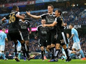 Manchester City vs Leicester City 1-3