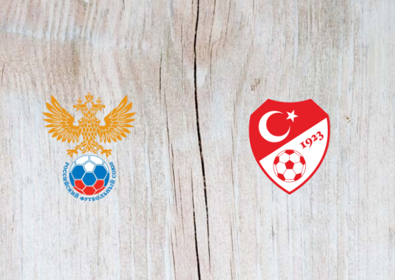 Russia vs Turkey Full Match & Highlights 14 October 2018