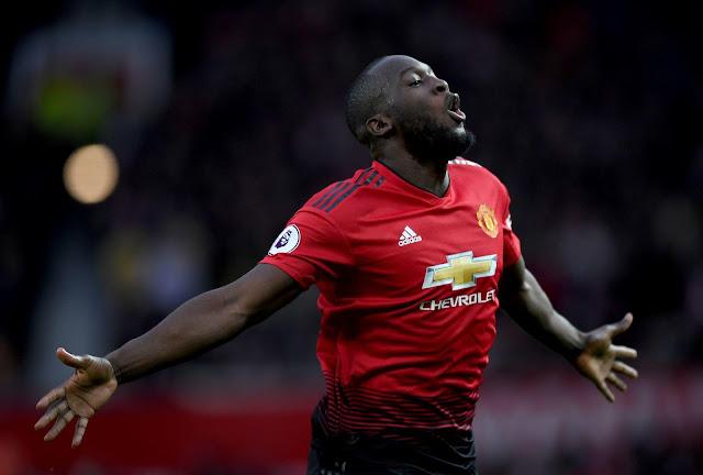 Manchester United Romelu Lukaku