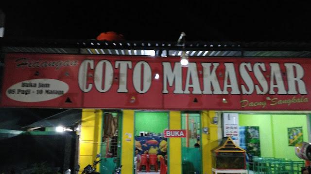 Coto Makassar Daeng Sangkala