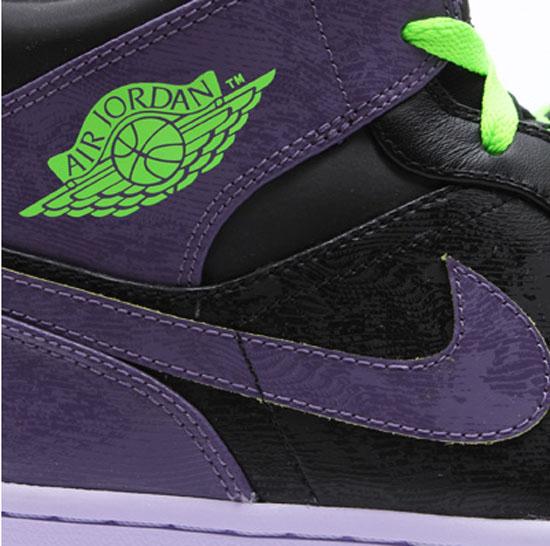 6fb323d958c ... Nike Air Jordan 1 Retro Basketball Shoes Clown Black Blue Green Women  Jordan ... Images .